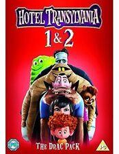 Hotel Transylvania 1-2 DVD Region 2