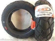 1 Copertone pneumatico 120/70-10  54 L TUBLESS RINFORZAT.CST CM519 VESPA ZIP2000