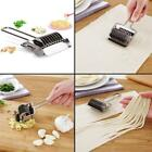 Spaghetti Cooking Maker Docker Cookie Craft Dough Cutter Noodle Lattice Roller Q