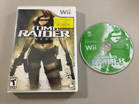 Tomb Raider: Underworld (Nintendo Wii, 2008) Free Shipping L@@K