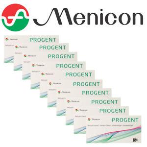 Menicon Progent - SP-Intensivreiniger - 4- 10 Packungen 5 Anwendungen pro Box