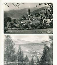 2 Karten aus St.Peter am Kammersberg, Steiermark (R27)