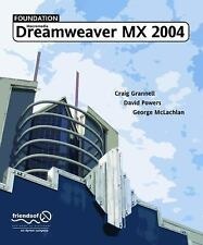 Foundation Macromedia Dreamweaver MX 2004