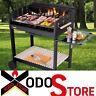 Grill barbecue a legna/carbonella SUNDAY APOLLO 80 - occasione bbq sconto