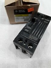 Tqd22200Wl General Electric 2Pole 200Amp 240V Circuit Breaker New!