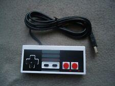 iNNEXT USB Controller NES Game Classic Retro USB Gamepad Joystick  manette neuve