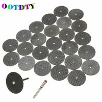 26pcs Metal Cutting Disc For Dremel Grinder Rotary Circular Saw Blade Wheel