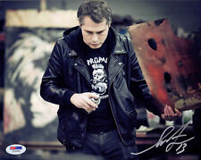 Shepard Fairey SIGNED 8x10 Photo OBEY GIANT Spray Paint PSA/DNA AUTOGRAPHED