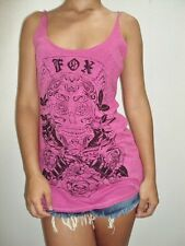 NEW FOX RACING  KINGSTON CONCERT CAMI TOP SMALL F265