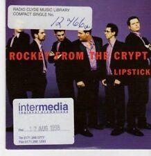 (BG886) Rocket From The Crypt, Lipstick - 1998 DJ CD
