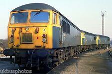 British Rail 56068 Toton Depot Nottingham Rail Photo
