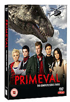 Primeval - Series 3 - Complete (DVD, 2009, 3-Disc Set) Like New
