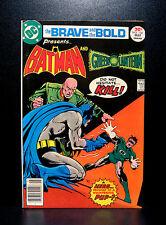 COMICS: DC: Brave and the Bold #134 (1977), Batman/Green Lantern - RARE