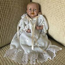 """Excellent Antique 10.5"""" Parsons Jackson Biskoline Baby A5 1915 Ohio"""