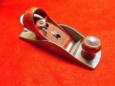 STANLEY No.1110 VICTOR BLOCK PLANE, NON- ADJUSTABLE, QUITE RARE