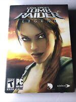 Lara Croft: Tomb Raider -- Legend (PC, 2006)