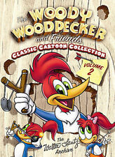 WOODY WOODPECKER AND FRIENDS CLASSIC CARTOON COLLECTION: VOL. 2 NEW DVD