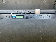 Alesis D4 High Sample Rate 16 Bit Drum Module Stereo Samples Rack Mount