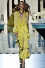 Roberto Cavalli Runway Maxi Dress Spring/Summer 2006 Size Small