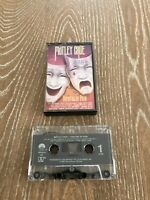 Motley Crue Theatre of Pain Cassette Tape Music 1985 with inlay lyrics