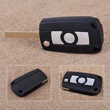 Flip Key Shell Remote Case Fob Fit For BMW E81 E46 E39 E63 E38 E83 E53 E36 E85