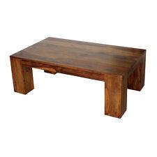 Couchtisch 118x70 cm Wohnzimmertisch Tisch Beistelltisch Palisander Holztisch