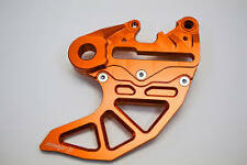 Orange Warp9 Rear Brake Disc Guard KTM XCW XCF-W EXC EXC-F 125-530 (DG-45-20)