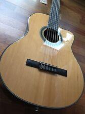 Cort AC 250 CF, Klassische Konzertgitarre/Klassikgitarre mit Tonabnehmer, neu
