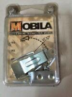 Chiusura per cassettoni zincata con vii ø 2,5x16 mm 50 cassetti mobili
