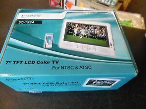 "Super Sonic SC-193A 7"" TFT LCD Color TV"