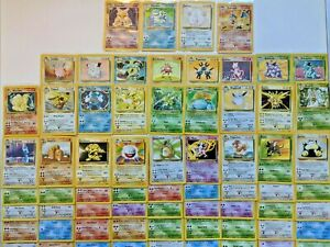 Pokemon TCG Base Set 2 Individual Cards - Pick From List from $1!!! FREE POSTAGE