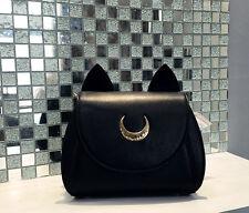 Sailor Moon Samantha Vega Luna 20th Anniversary Fake Leather Cosplay Bag