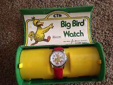 Vintage Big Bird Bradley Swiss Watch