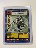 Carte Digimon Française Panjyamon BO-127 d'occasion sous sleeve et top loader