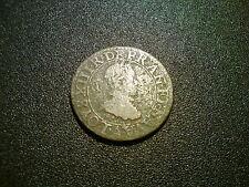 1613 A FRANCIA LUIGI XIII DOUBLE TOURNOIS Coin