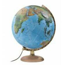 NEW World Globes - Educational Classic R4 Relief Physical - Political