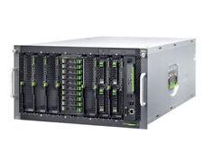 Fujitsu PRIMERGY Enclosure BX620 Server Blades Quad Core Xeon 73GB 2.5 SAS