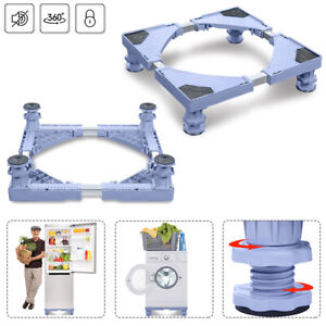 Waschmaschinen Untergestell Podest Sockel Unterbau Waschmaschinensockel Stahl