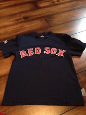 Boys Red Sox Jersey Size Small