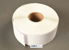 12-Rolls-of-Dymo-Compatible-30252, 350-White-Internet-Postage-Labels Per Roll