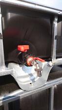 Wasserhahn Adapter Wassertank IBC Container 1000 ltr