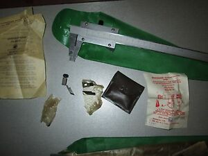 Vernier Caliper 160mm (0.05mm) + Jaw Scribe Attachment USSR