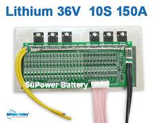 36V 37V 42V 10S 150A Lithium ion Li-ion LiPo Polymer High Drain Battery BMS PCM
