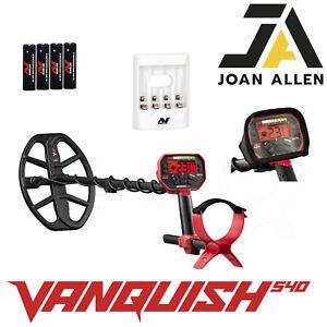 Minelab Vanquish 540 Joan Allen Pack