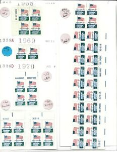 Mint USPS Postage - Mixed! 18 of the 6 Cent & 26 of 8 Cent & 20 of 10 Cent - MNH