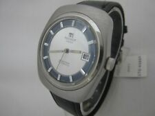 NOS NEW SWISS MADE RARE AUTOMATIC TISSOT SEASTAR WATCH 1960'