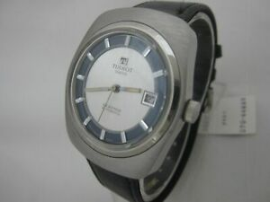 NOS NEW SWISS MADE RARE AUTOMATIC TISSOT SEASTAR WATCH 1960'