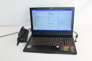 """MSI Stealth GS63VR 15.6"""" 120Hz FHD i7-7700HQ 2.8-3.8GHz 32GB 512GB SSD GTX 1070"""