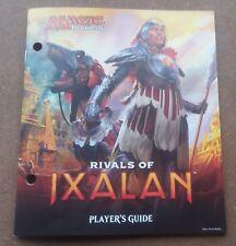 Magic the Gathering MTG Rivals of Ixalan Players Guide