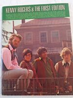 Kenny Rogers and the First Edition Song Book Most Songs Copyrighted 1967-1969